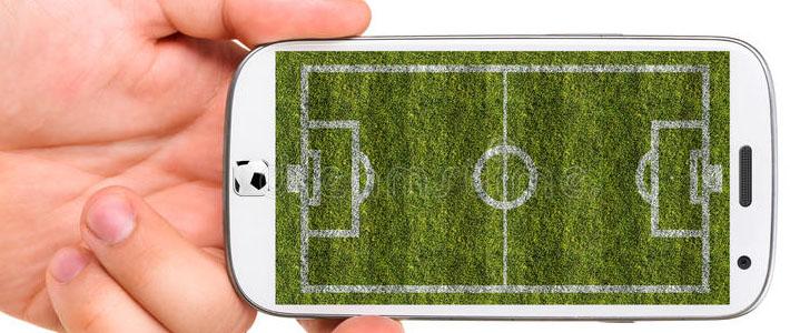 fotboll ipad iphone android
