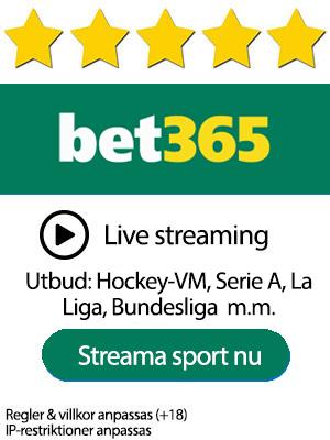 För att ta del av bet365 live streaming behöver du ha finansierat  spelkonto 0293688a102b4
